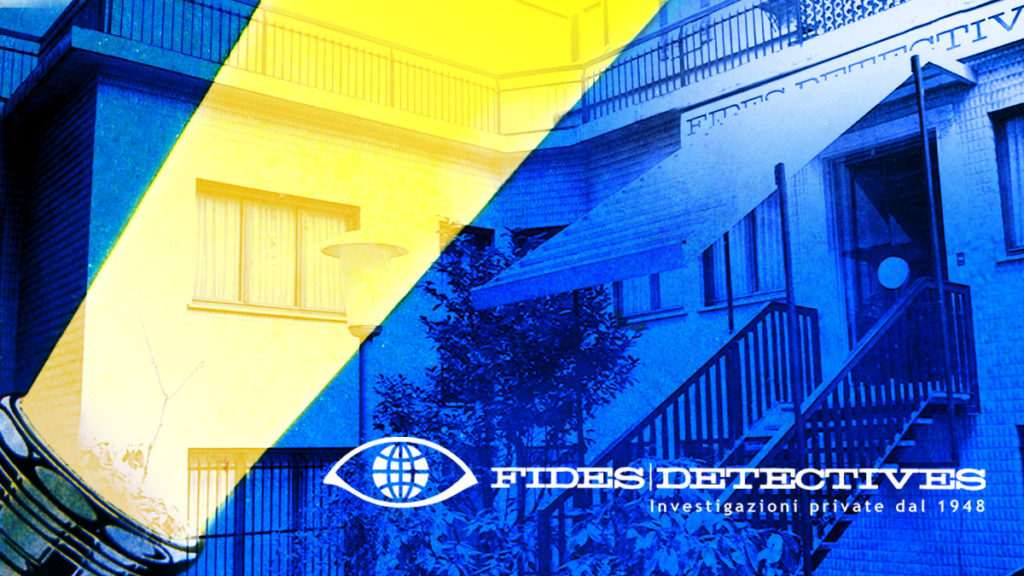 Fides Detectives Investigazioni Private - Sede in Milano via B. Cellini, 3